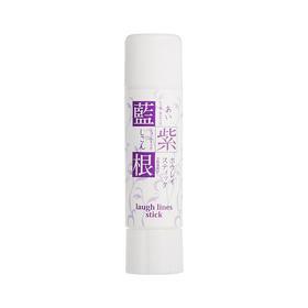 日本 蓝紫根 法令纹颈纹抗皱精华棒 6g