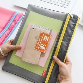 科目A4文件袋  学生手提袋