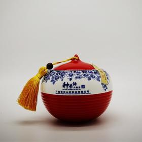 种茶伯 青花瓷野生古树茶(圣品罐装茶)