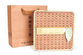 磁峰苦丁茶(竹编包装)