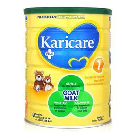 [澳洲直邮]澳洲Karicare可瑞康羊奶粉1段(0-6个月) 900g/罐