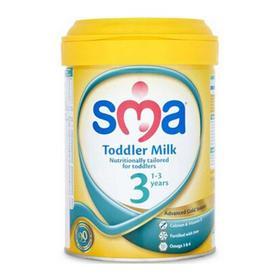 英国SMA惠氏婴幼儿奶粉 3段 1岁以上宝宝 900g