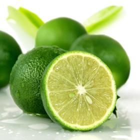 云南现摘特产水果薄皮青柠檬1500g新鲜果园直供水果多汁小青柠檬