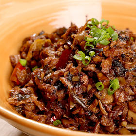 【买一送一】湖南特产好吃的下饭菜 领美湘西外婆菜 250g