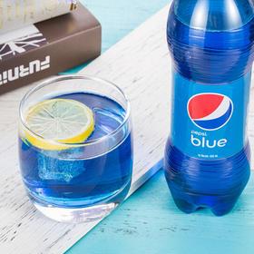 蓝色百事可乐,巴厘岛限定,冬天也要清爽