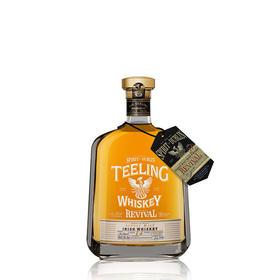 帝霖复兴卷三14年单一麦芽, 爱尔兰威士忌700ml Teeling The Revival Volume three 14 Year Old Single Malt , Irish Whiskey