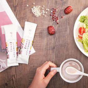 【氧山清湿膳】祛湿抗衰老,排毒又补气,天然谷物营养品