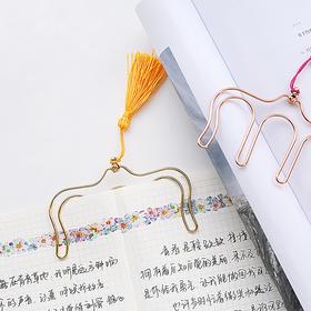 创意流苏镂空琴谱书签  手帐中国风    文具