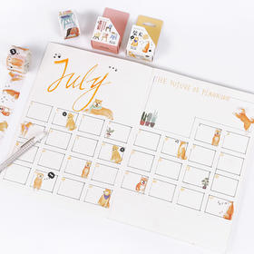 超有创意的可爱DIY日记手帐贴画   装饰贴纸  文具