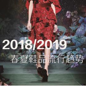 2018/19春夏鞋品流行趋势