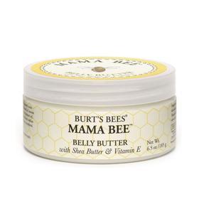 美国 Burt's Bees 小蜜蜂 妈妈弹力瘦腰紧致祛妊娠纹润肤 185g/支