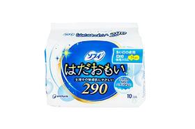 日本尤妮佳苏菲夜用卫生巾29cm *10片