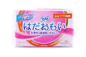 日本尤妮佳苏菲日用卫生巾23cm* 24片