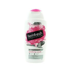 英国Femfresh 私密温和无皂女性洗护液 250ml 蔓越莓香味