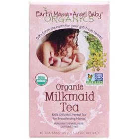 美国Earth mama地球妈妈 下奶茶 16袋/盒