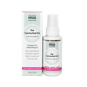 保税区 Mama Mio妈妈预防妊娠纹按摩油 120ML/瓶