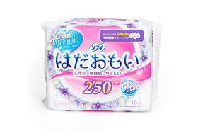 日本尤妮佳苏菲日用卫生巾25cm *16片