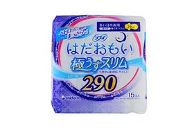日本尤妮佳苏菲夜用卫生巾29cm *15片