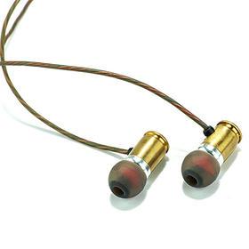 【战争美学】格洛克9MM子弹耳机新款耳机