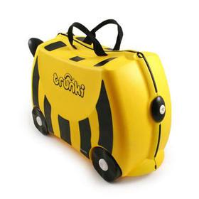 【7天后发货】英国 Trunki 小动物系列儿童旅行箱,可骑行、可拉行!