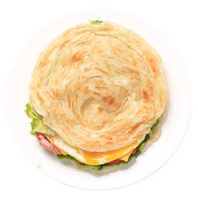 台湾风味手抓饼,早餐饼,免油饼20片90g/片