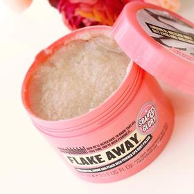 英国Soap&Glory 光亮蜜糖身体磨砂膏 300毫升/瓶水嫩亮白
