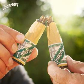 德国进口能解酒的酒,Underberg 得宝力草药酒 20ml 3支装