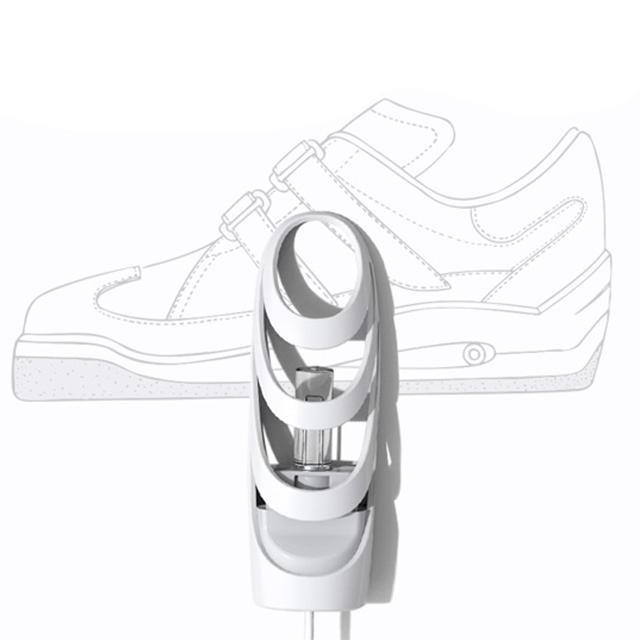 UVShoe鞋用紫外线杀菌器鞋臭粉脚臭脚汗灰指甲预防脚气鞋子除臭【D】