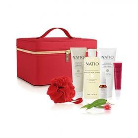 Natio 红色礼盒套装