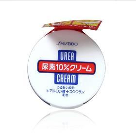 日本资生堂 手足霜10%尿素乳霜 蓝罐 100g