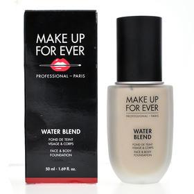 美国Make up forever浮生若梦双用水粉霜/粉底液50ml(R250#象牙白)