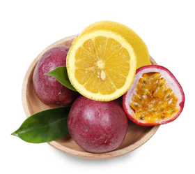 百香果+柠檬组合套餐 8个装 新鲜水果