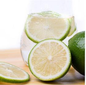 海南青柠檬 6个装 单果80-100g 新鲜水果