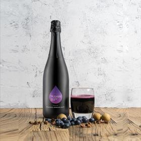 1000颗澳洲葡萄!才酿出1瓶的无醇葡萄汁!无酒精更健康,儿童可畅饮