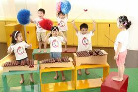 美育儿童音乐舞蹈 欢乐体验
