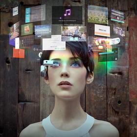 时下最潮香港MAD Gaze X5 AR智能眼镜,可安装APP|3D游戏|翻译多国语言|语音导航