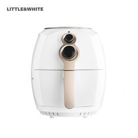little white 小和白家用空气炸锅 无油烟多功能电炸锅