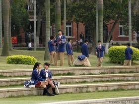 DZ-434  上海某大学附属中学物业管理投标文件