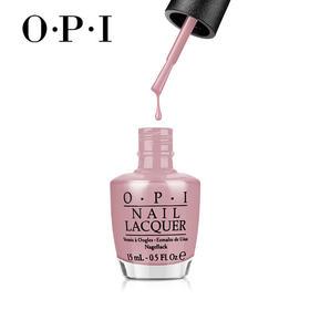 OPI棕色系指甲油持久恒彩