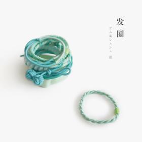 11.10日20点7.9折 米马杂货 一份同色的很多很多发圈  吃发圈的妖怪,跟着我旅行呢
