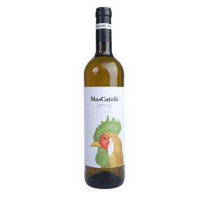 【积分商城专用】西班牙绿冠公鸡干白葡萄酒