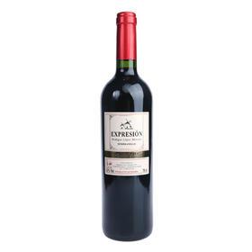柔顺易饮,入门之选,布衣骑士半干红葡萄酒