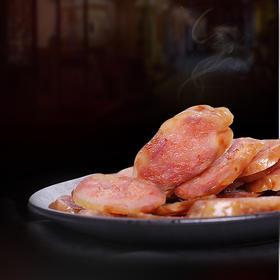 湖北特产香肠腊肠 农家土猪肉自制腊味烤肠腊肉500g包邮