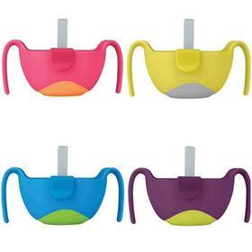 澳大利亚品牌 B.BOX三合一儿童碗+替换装 防摔防洒防漏 吸管碗 零食碗 密封碗