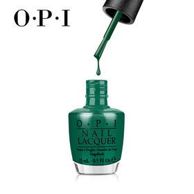 OPI绿色系指甲油15ml清新舒适绿色系