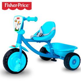费雪多功能儿童脚踏三轮车