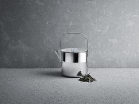 【VogueVIP特惠】Georg Jensen TEA WITH GEORG茶壶