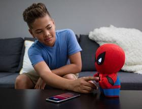 Sphero讲故事智能机器人,蜘蛛侠Spider Man,英文版