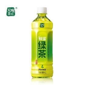 天喔蜂蜜绿茶500ml