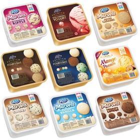 新西兰进口 Much Moore冰淇淋 冰激凌甜品 2L桶装雪糕 包邮